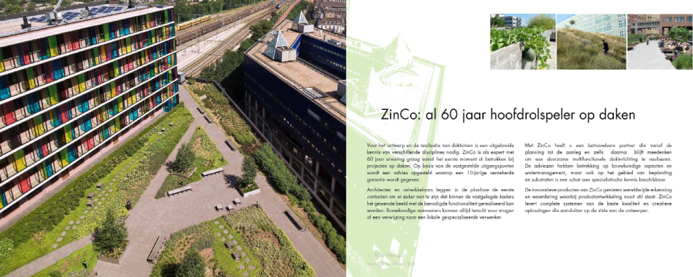Corporate brochure ZinCo