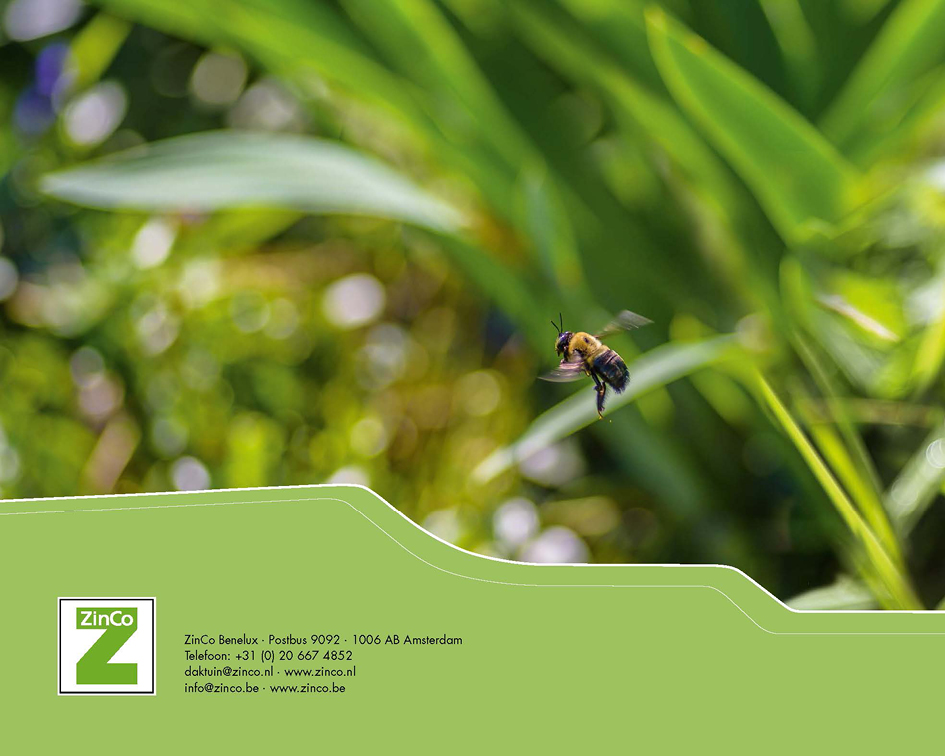 Cover corporate brochure Zinco8