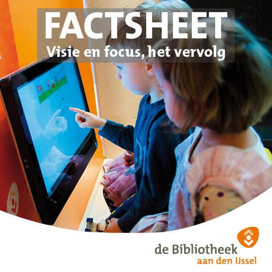 Factsheet Bibliotheek aan den IJssel