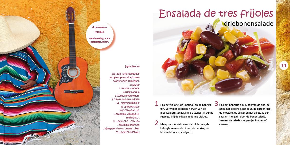 Kookboek De Smaak van Mexico 16