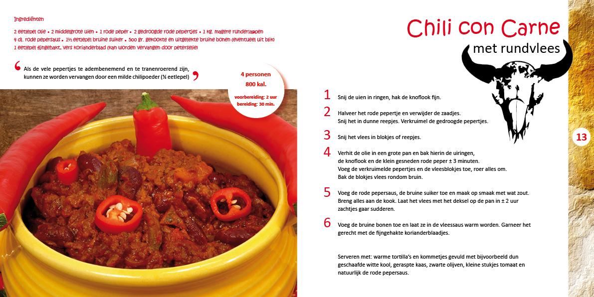 Kookboek De Smaak van Mexico 17