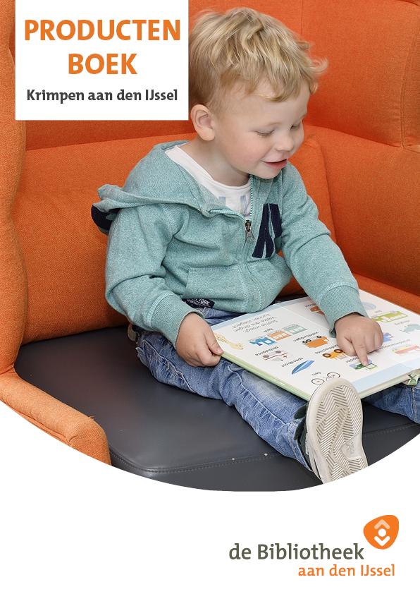 Het Productenboek van Krimpen aan den IJssel toont 22 pagina's met diensten en producten