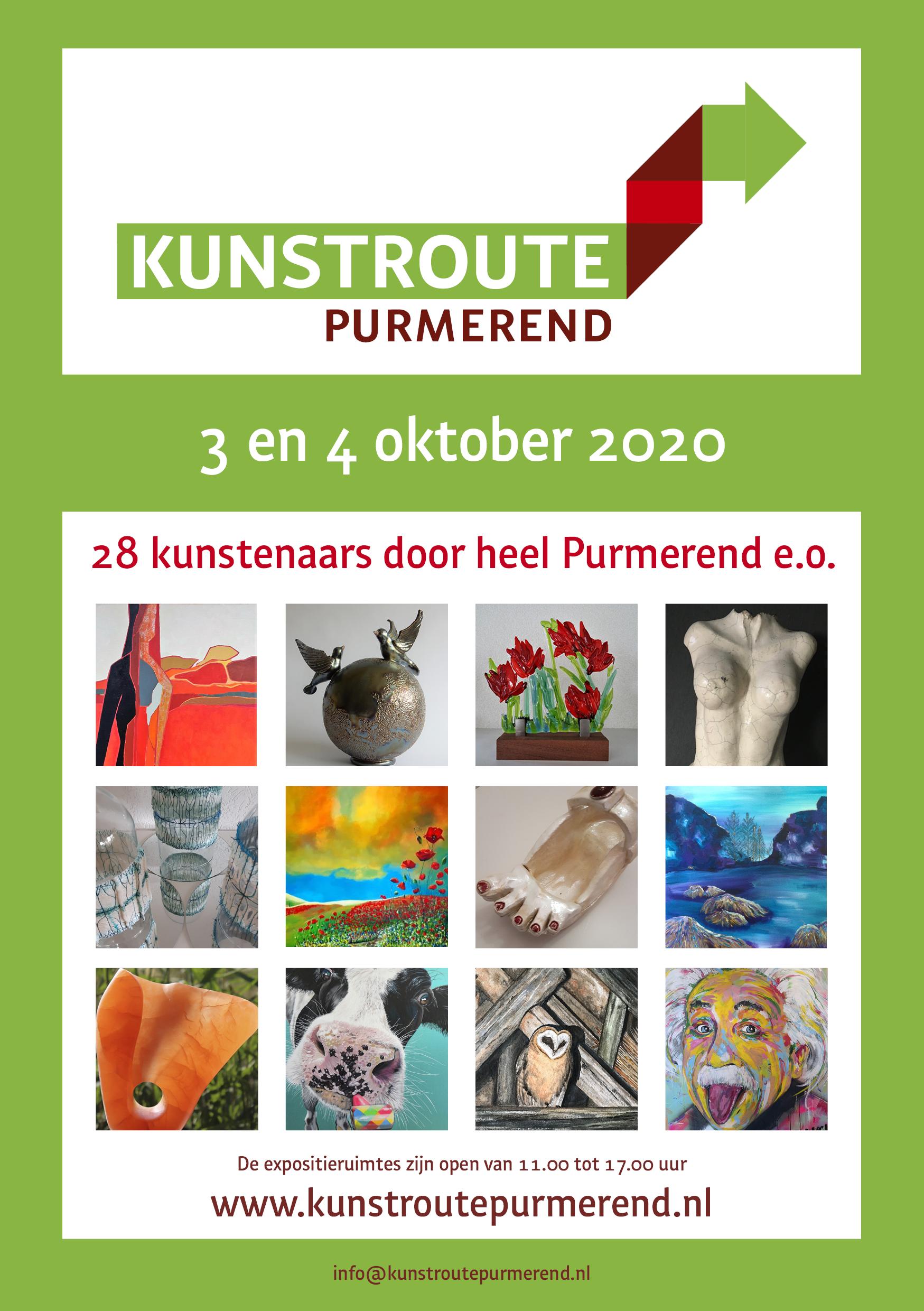 Boekje Kunstroute 2020